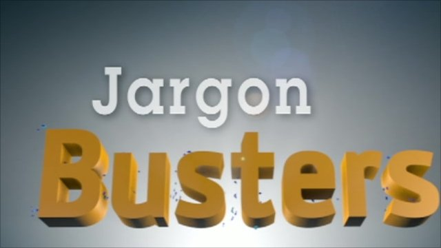 Jargon busters logo