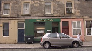 Bonita&#039;s Cafe