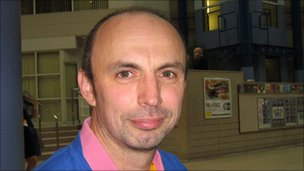 Stephen Glenn, Lib Dem party member