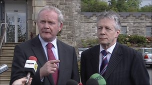 McGuinness and Robinson