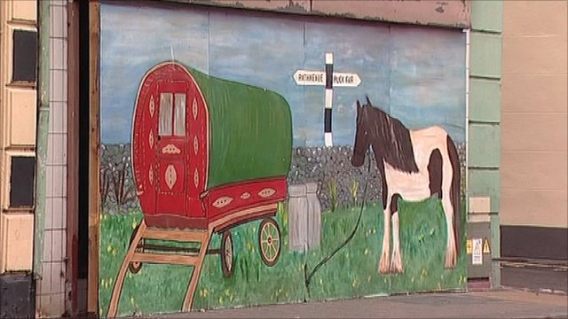 Mural in Rathkeale
