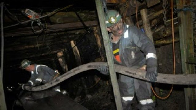 Colliery rescue