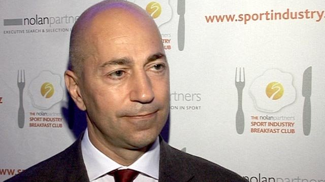 Ivan Gazidis