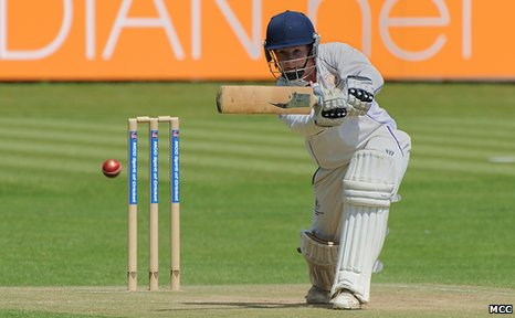 BBC Sport - Cricket - Beaumont thanks Charlotte Edwards for England