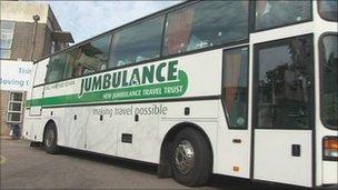 Jumbulance