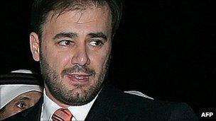 Wadah Khanfar in 2006