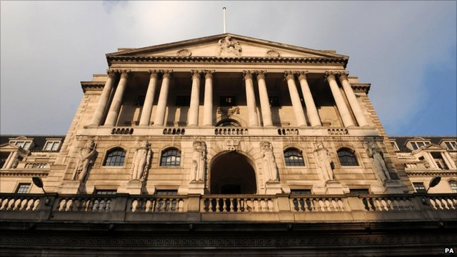 The Bank of England