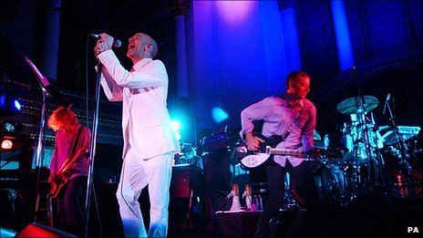 REM in concert on 15 September 2004