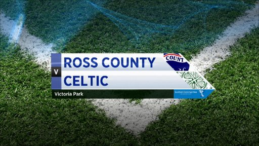 Highlights - Ross County 2-0 Celtic