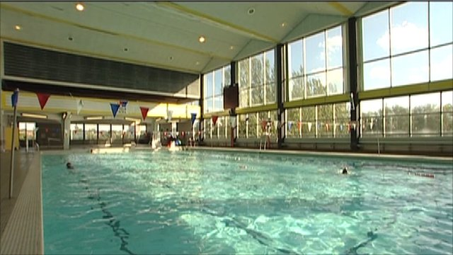 Waltham Forest swimming pool