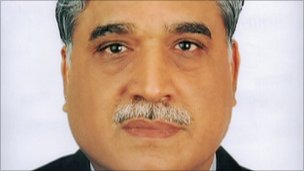 Dr Hamidullah Rehmatullah Mughal