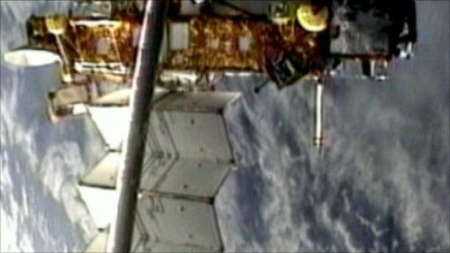 Upper Atmosphere Research Satellite
