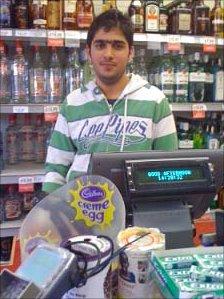 Gurpreet Randhawa, owner of Bargain Booze