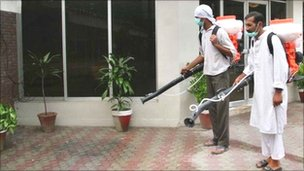 Fumigation in Lahore