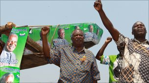 Zambian election