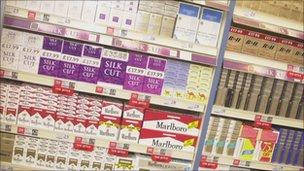 wall street cigarettes price nj