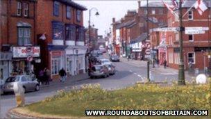 Leek roundabout