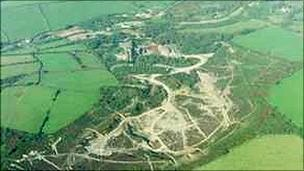 Hemerdon mine