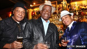 Members of the Buena Vista Social Club
