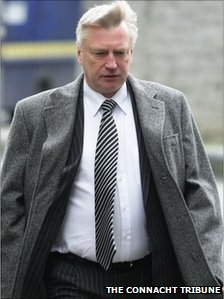 West Galway coroner Dr Ciaran McLoughlin