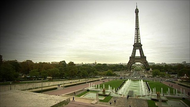 BBC Sport travels to Paris to how PSG plan to become a major force in European football