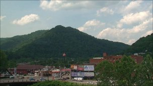 Logan, West Virginia