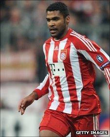Bayern Munich defender Breno