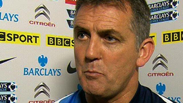 Bolton manager Owen Coyle