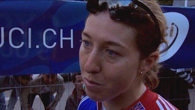 Britain's Nicole Cooke