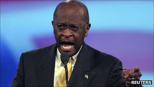Herman Cain. Photo: 24 September 2011