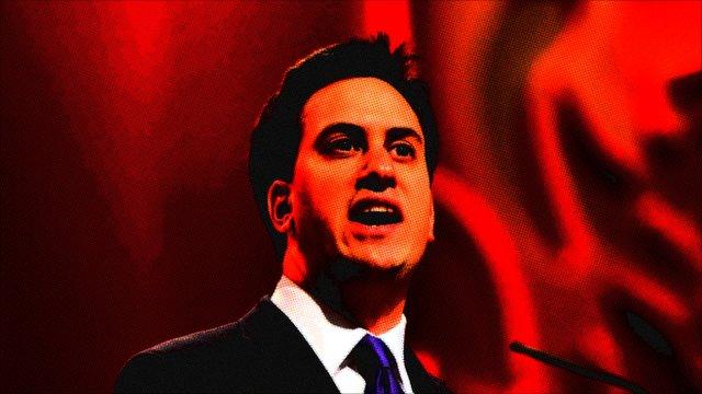 Ed Miliband graphic