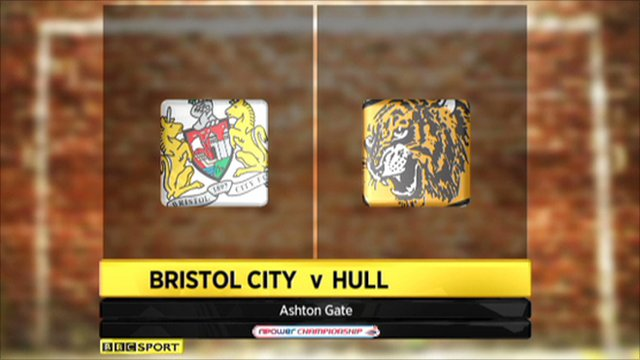 Bristol City 1-1 Hull
