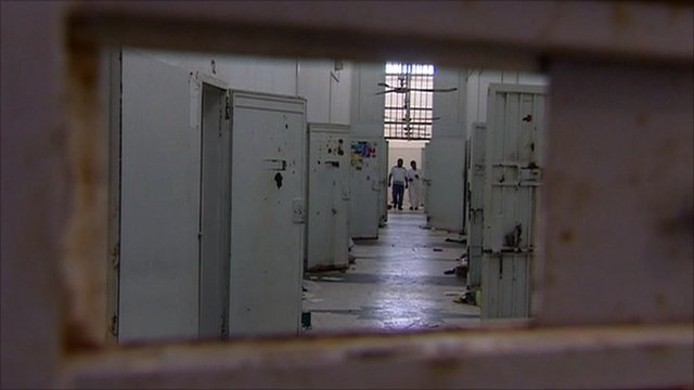 A look inside Abu Salim jail