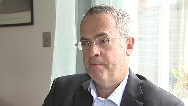 Northern Ireland's Environment Minister Alex Attwood