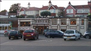 The Old Millars, Felixstowe