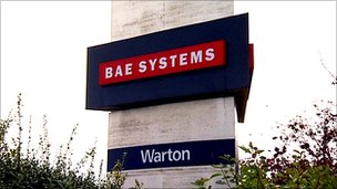 BAE Systems Warton