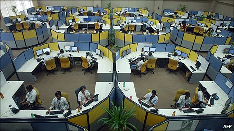 Indian call centre
