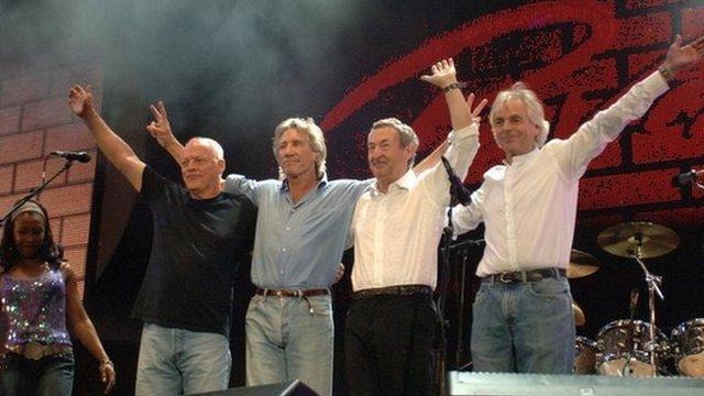 Pink Floyd (2005)