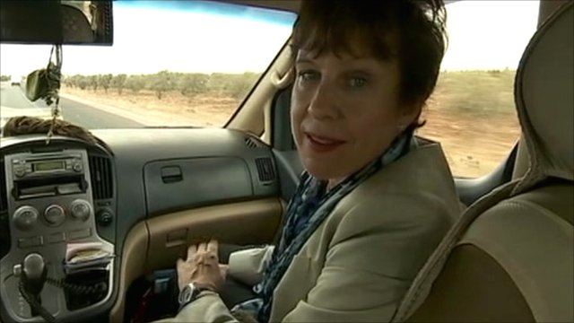 The BBC's Lyse Doucet on the road to Damascus