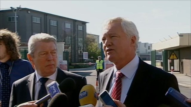 David Davis and Alan Johnson