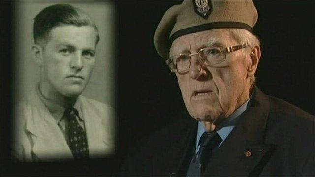 SAS veteran Joe Schofield