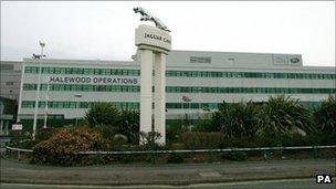 Jaguar Land Rover, Halewood