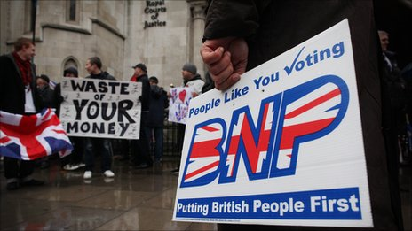 BNP activists