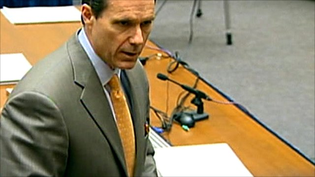 Defence lawyer Ed Chernoff
