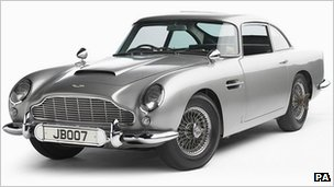 Aston Martin is 'coolest UK brand'
