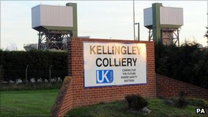 Kellingley Colliery