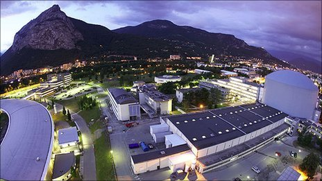 Giant technology cluster, Grenoble