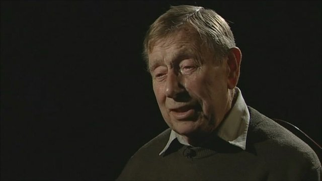 SAS war veteran Sid Payne