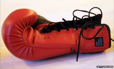 International Amateur Boxing Association defend championship seeding