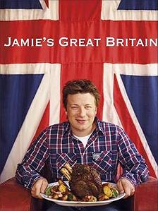 Jamie Oliver book